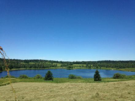 vue sur les lacs